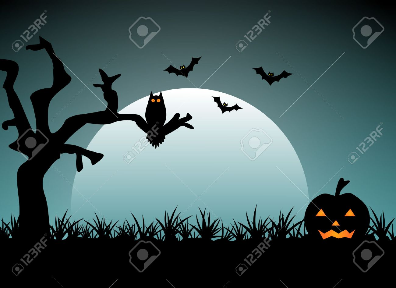 Halloween night - 39018071
