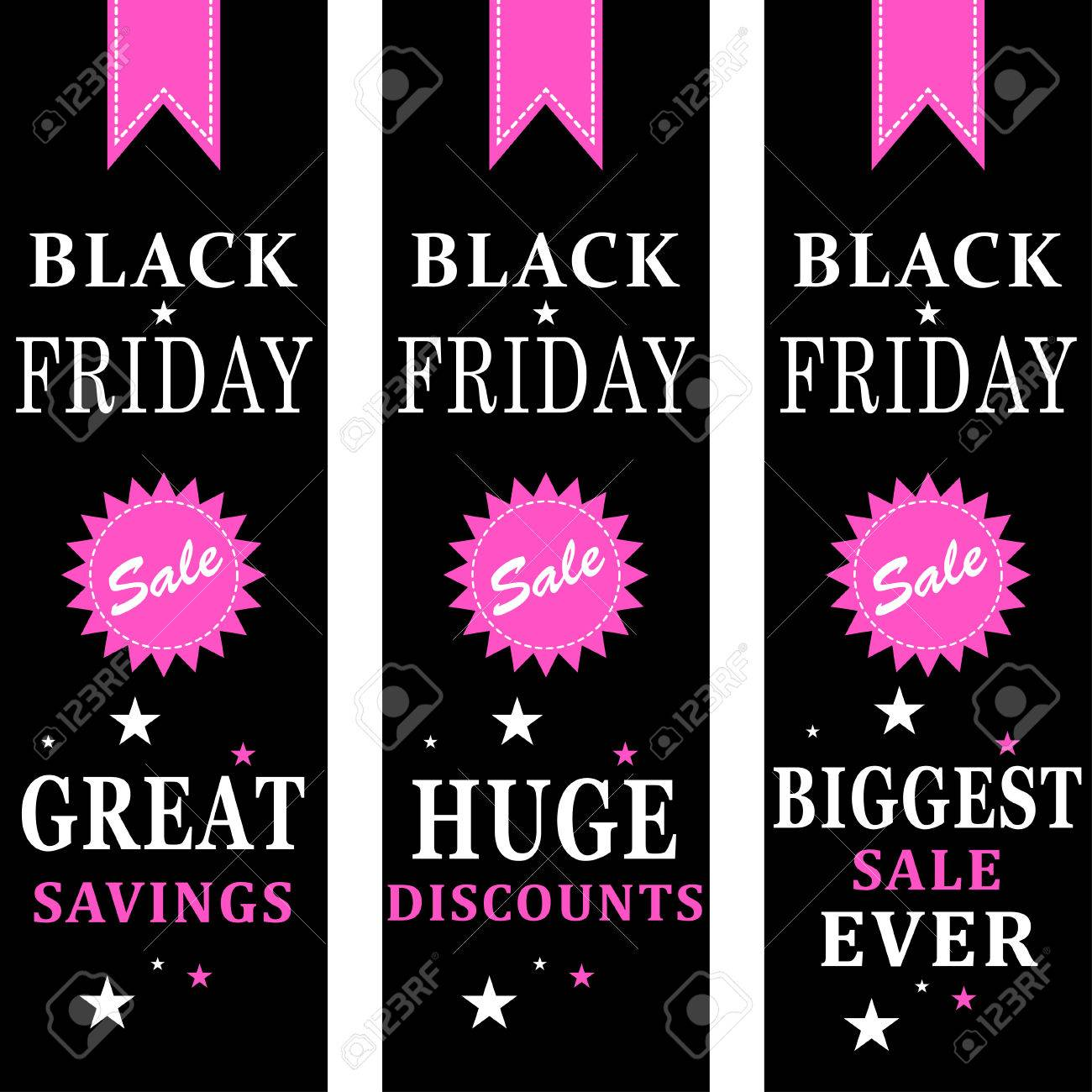 Black Friday Sales Banners Black Friday Sale Banners