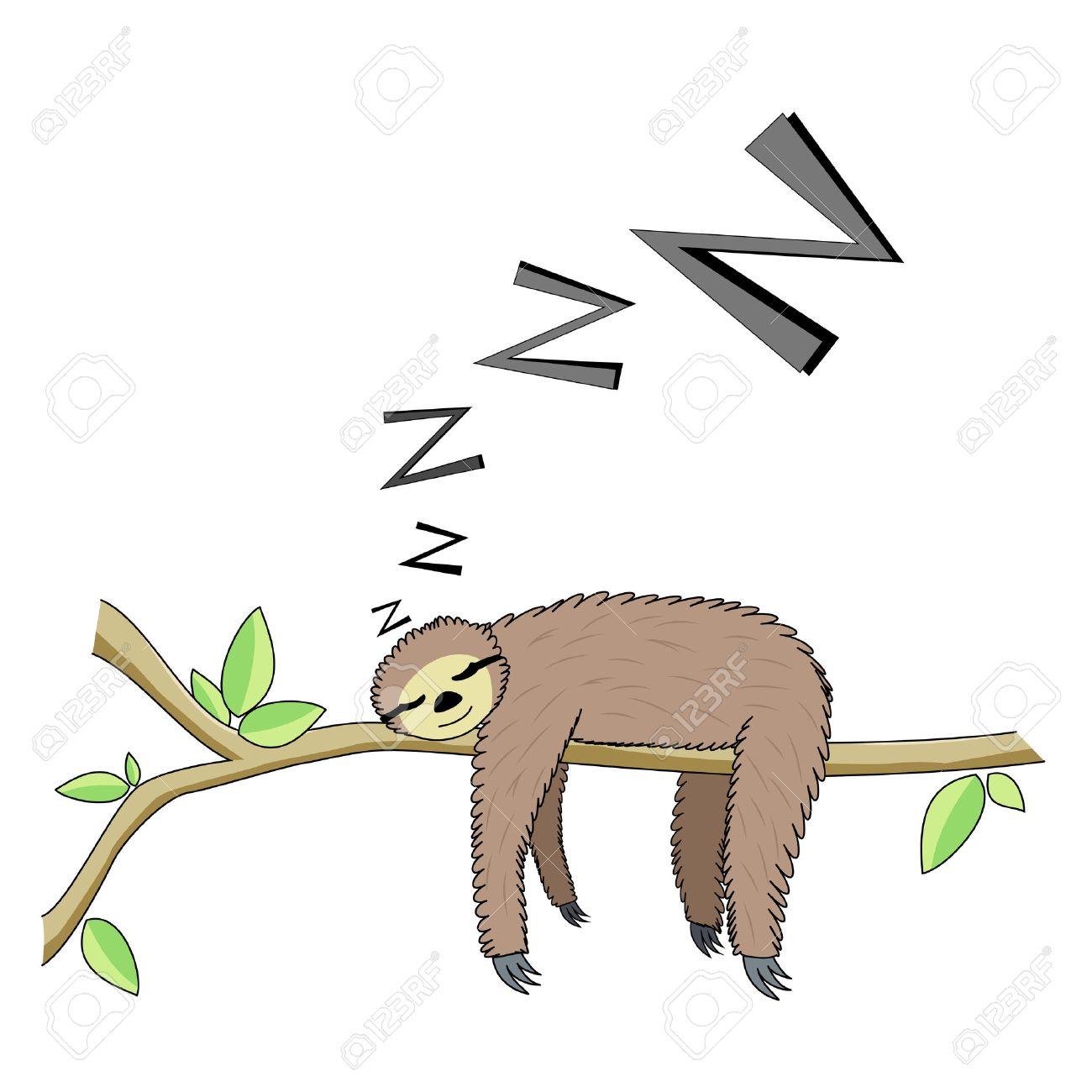 2 173 sloth cliparts stock vector and royalty free sloth illustrations rh 123rf com sloth clip art st patrick's day sloth clip art sitting