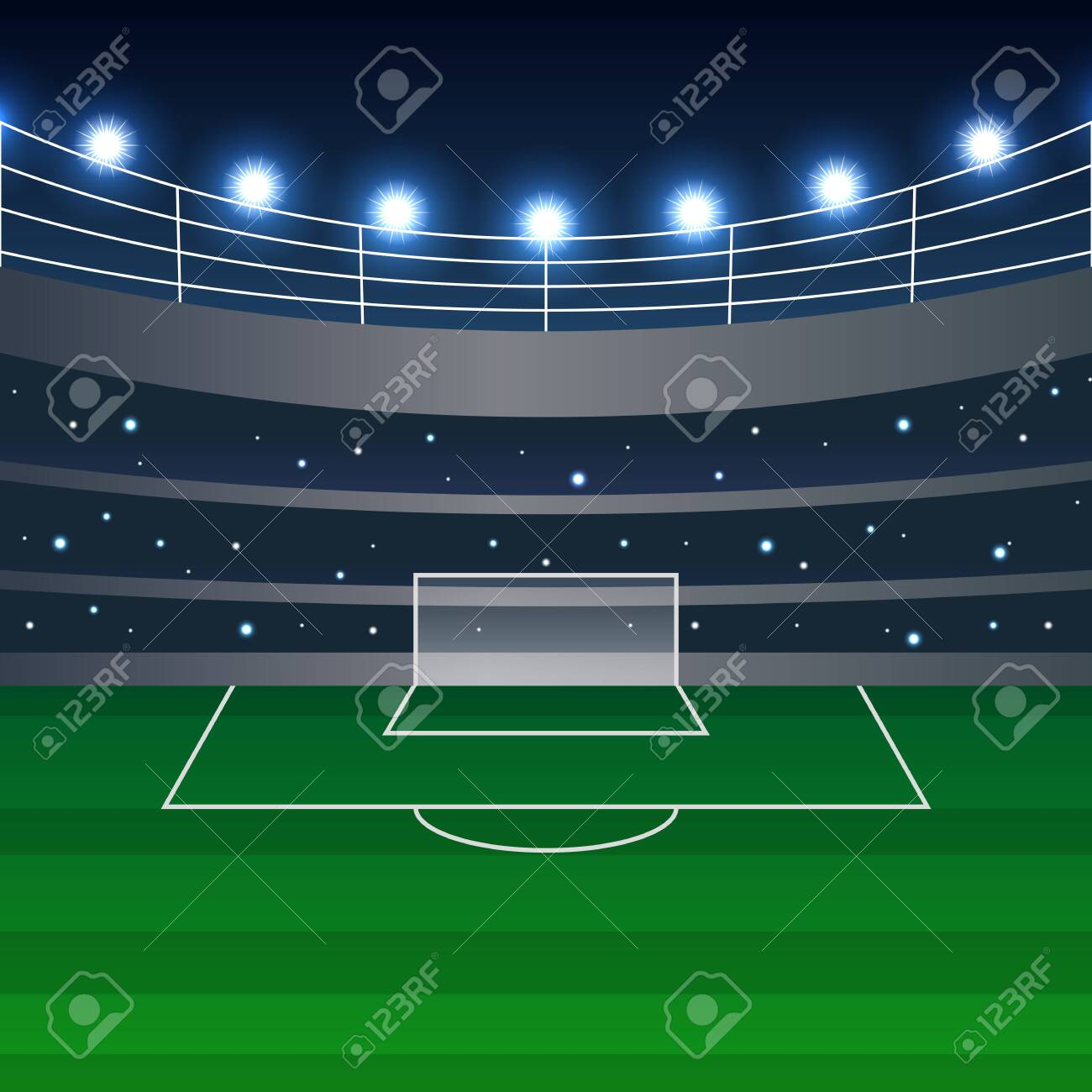 football stadium background royalty free cliparts vectors and stock illustration image 124171162 123rf com