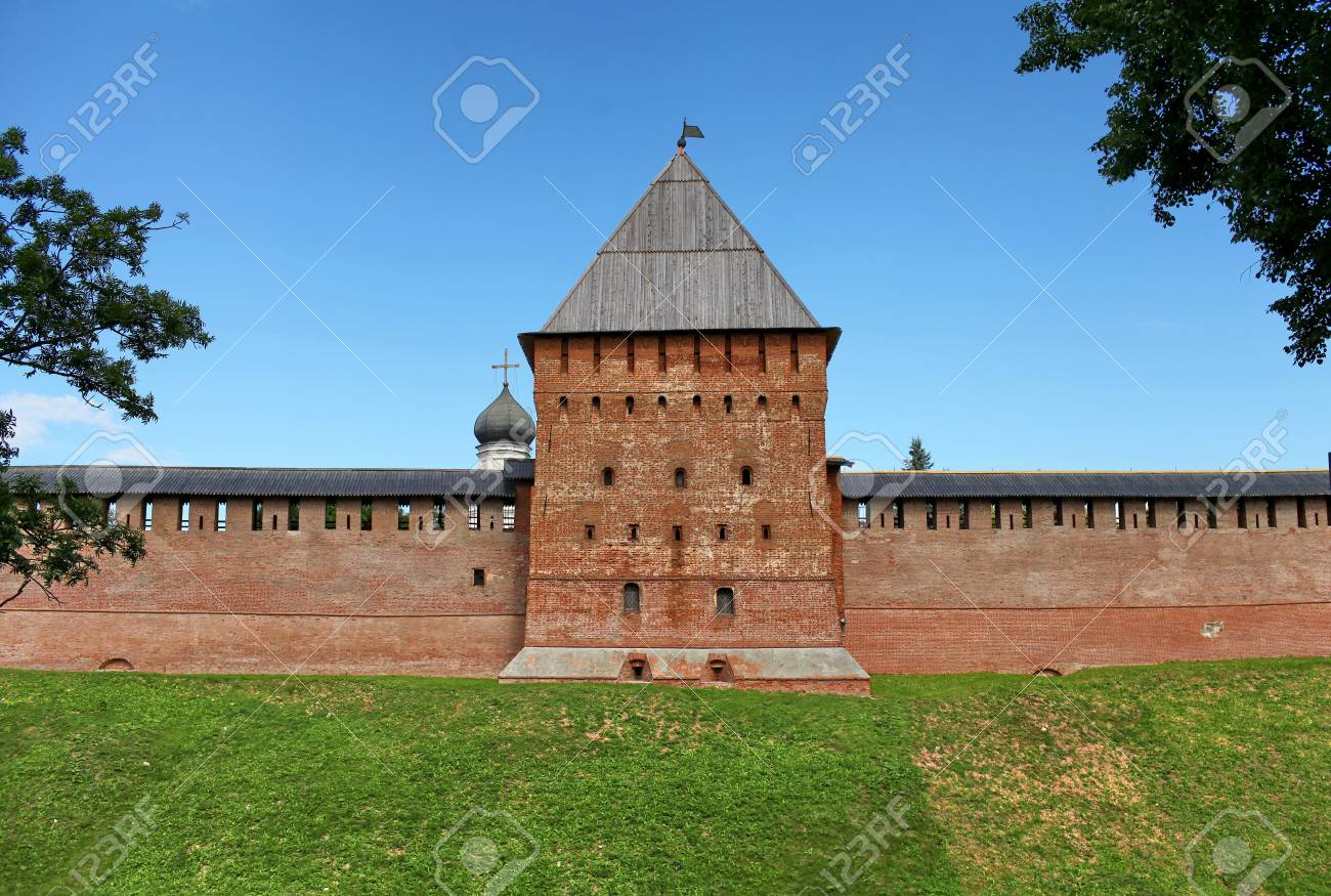 Veliky Novgorod: attractions. Description and photo 61