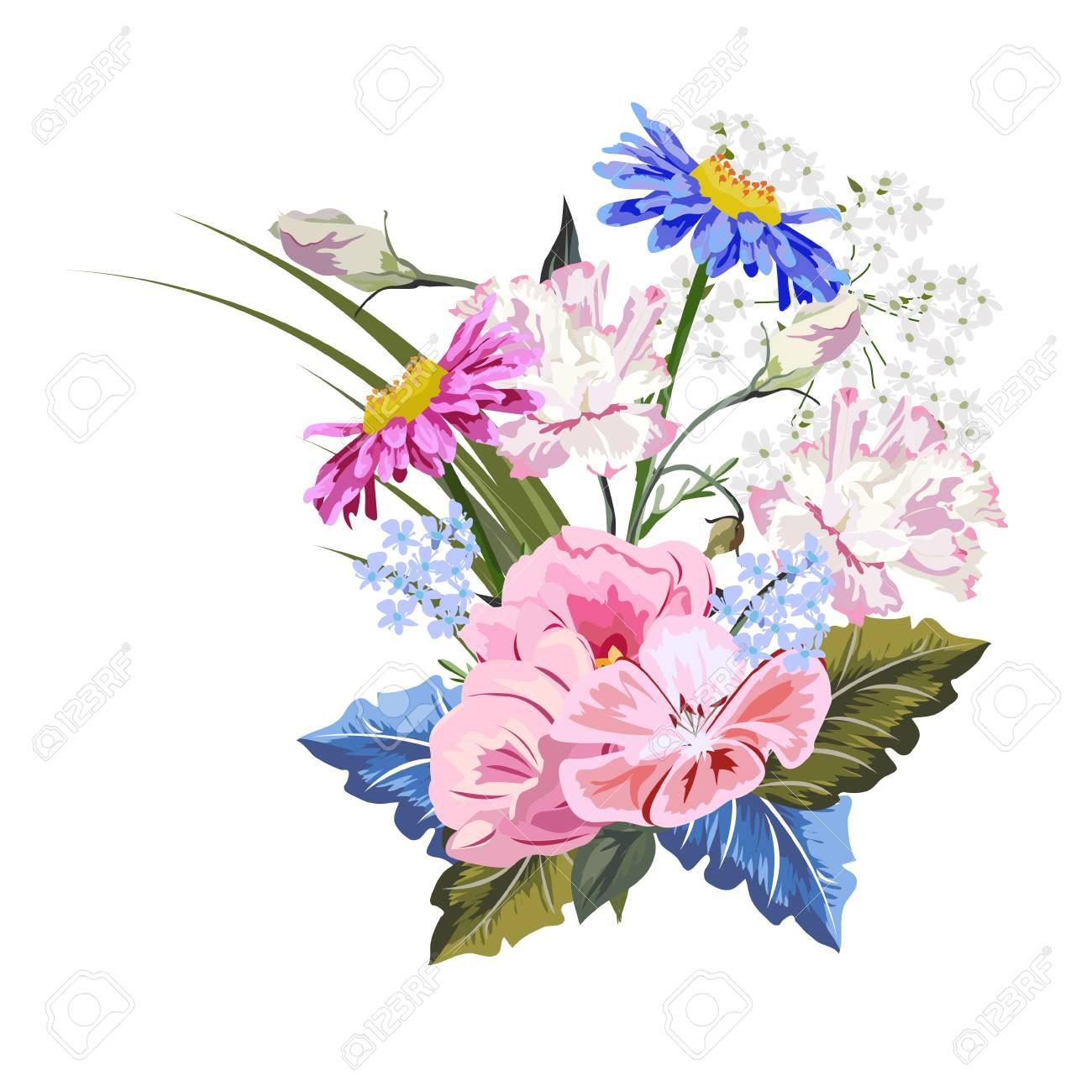 Decor Elements For Greeting Cards Wedding Invitations Birthday