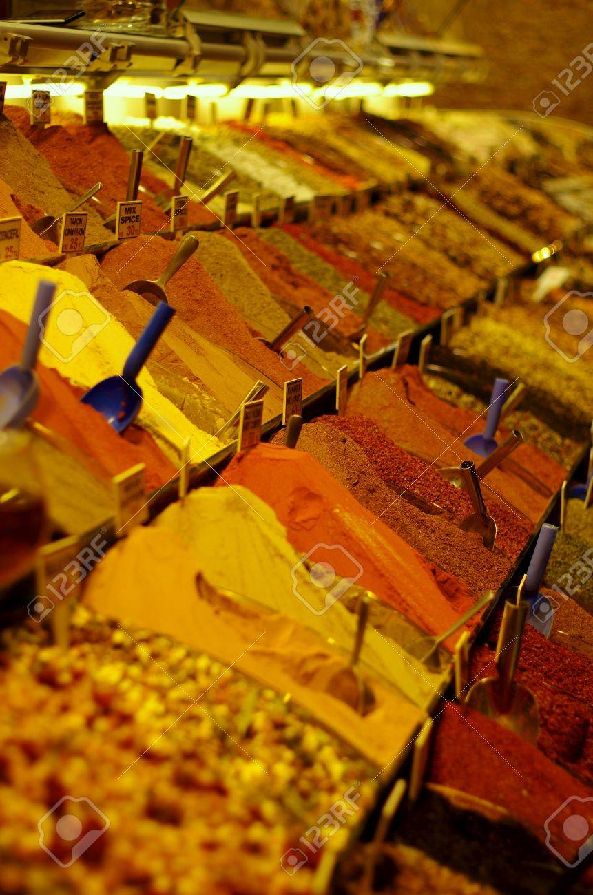 Spices Stock Photo - 9600801