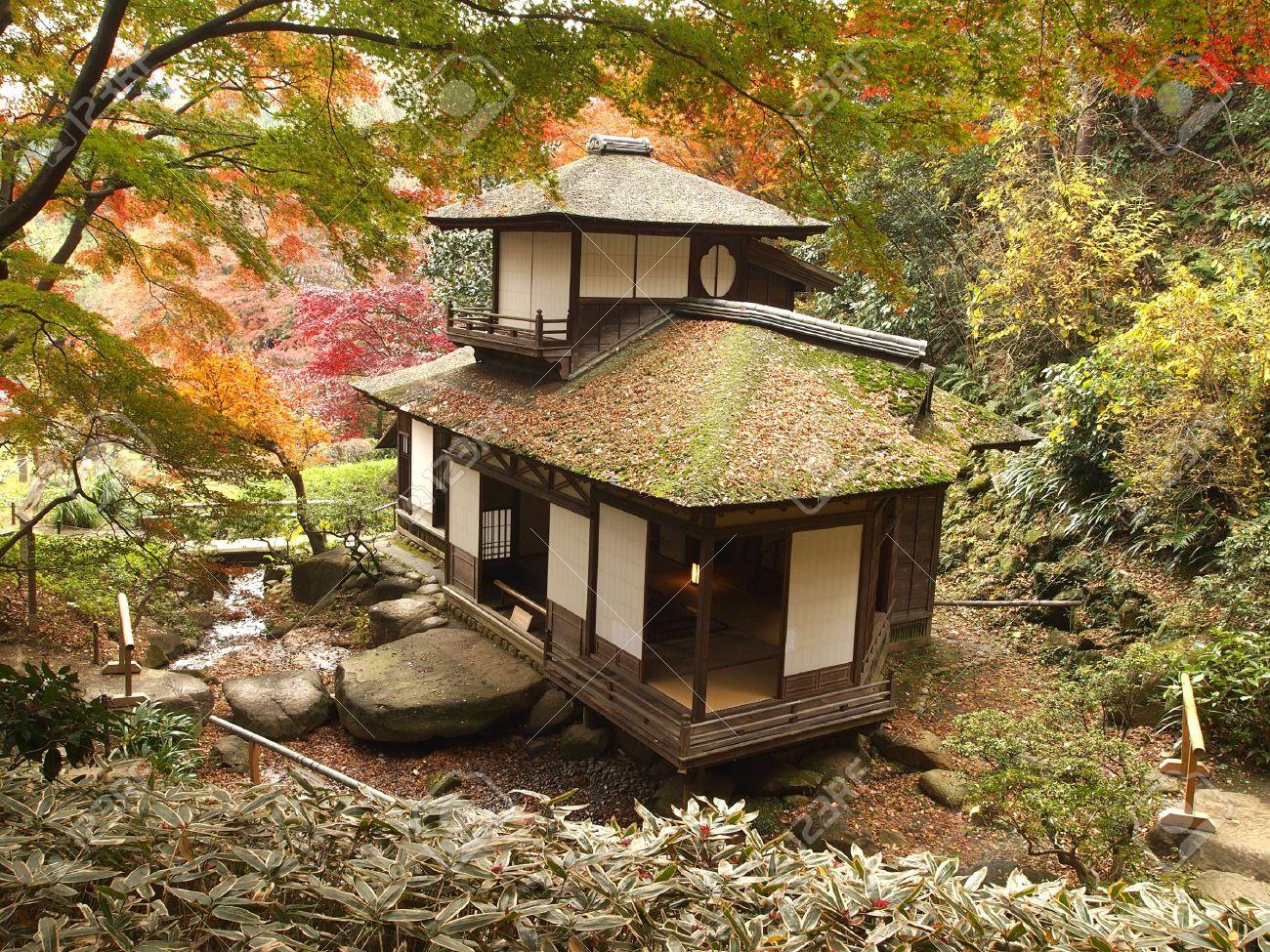 choshukaku, dem japanischen stil haus in sankeien garten, yokohama ... - Haus Japan
