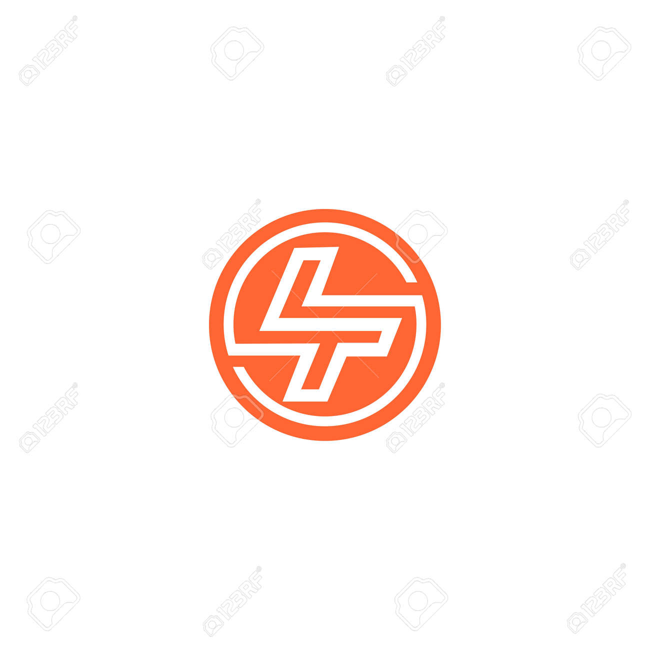Initial letter lt logo or tl logo vector design template - 154730992