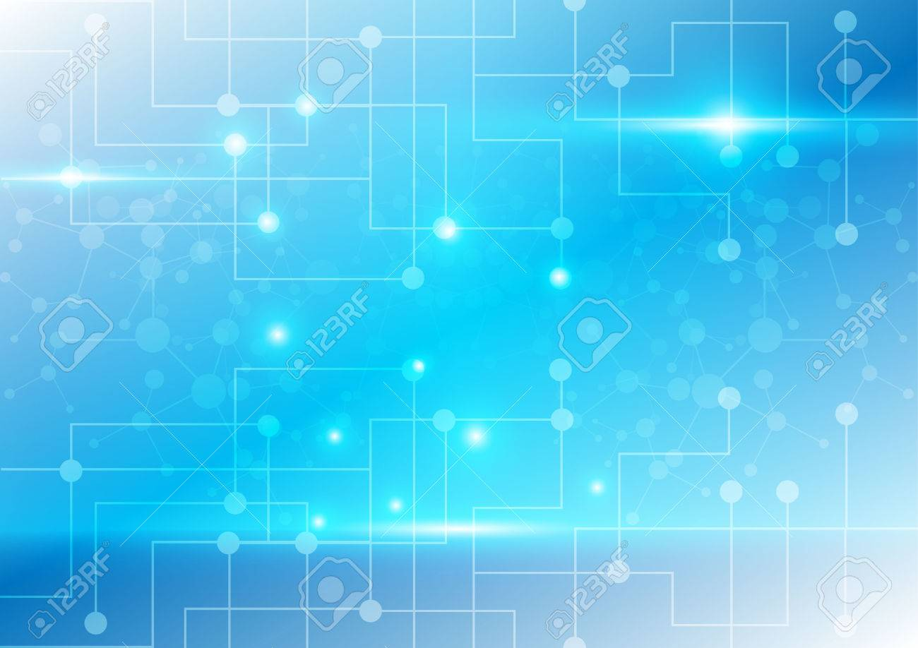Abstract Circuit And Network Technology Background Royalty Free Cliparts Vectors And Stock Illustration Image 49136415