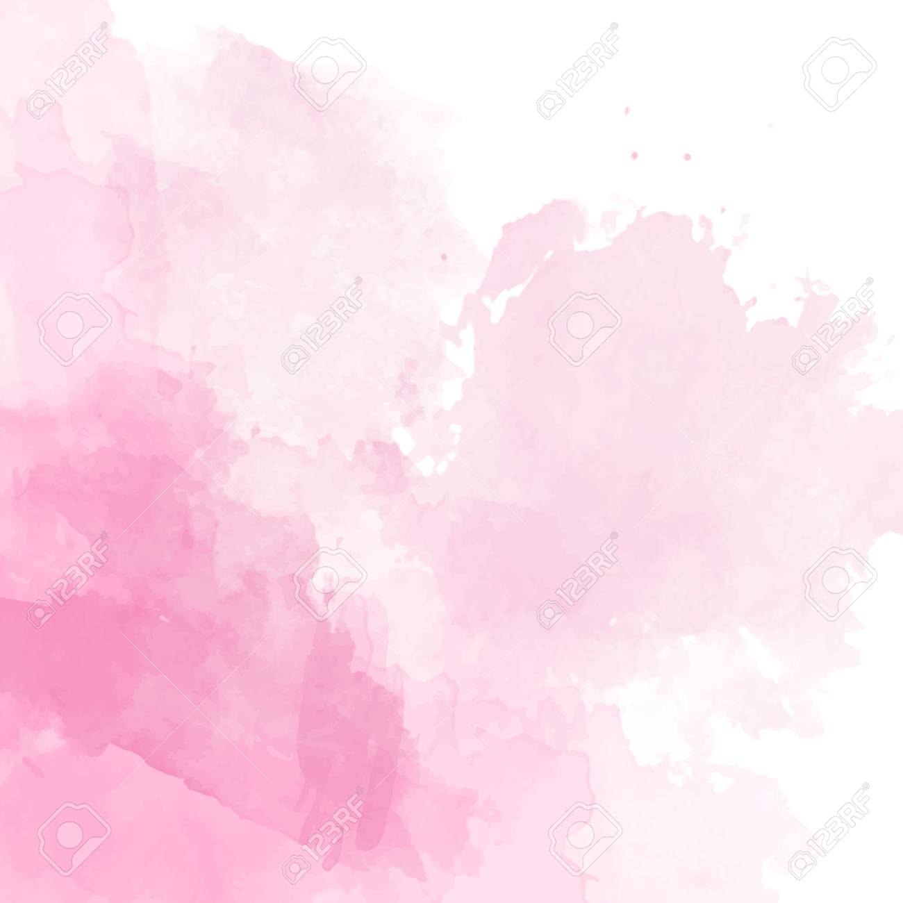 pink watercolor background vector stock photo picture and royalty
