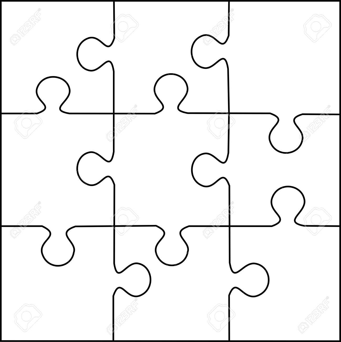 19 Printable Puzzle Piece Templates ᐅ Templatelab
