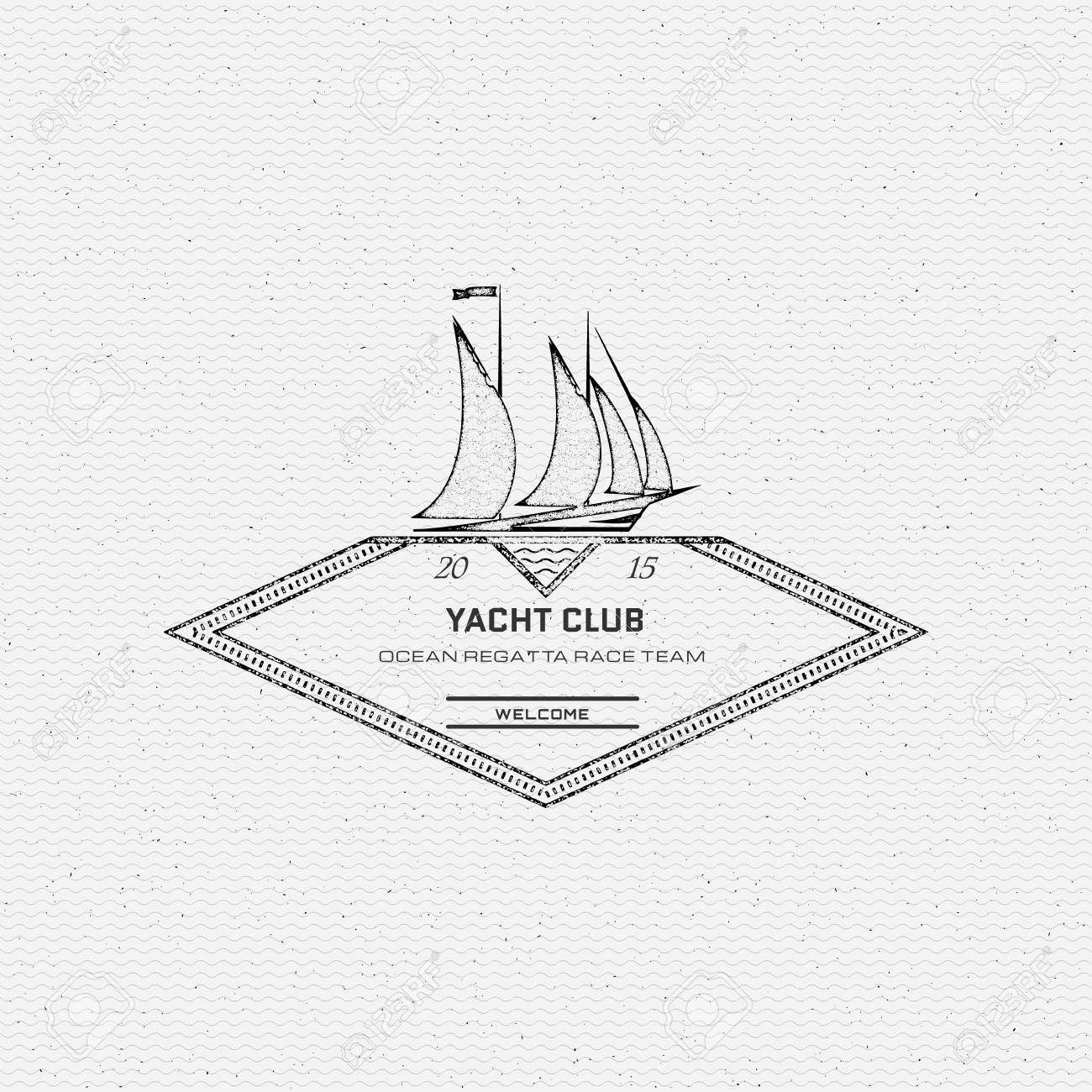 Yacht club badges and labels for any use on a white background stock photo yacht club badges and labels for any use on a white background ccuart Gallery