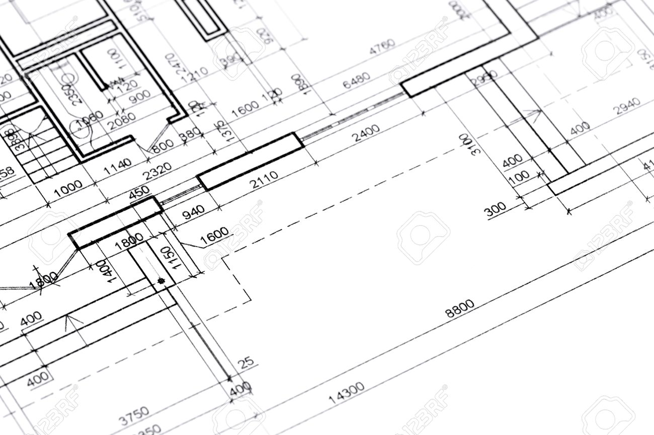Home Plans And Drawings Architectural Blueprints Construction