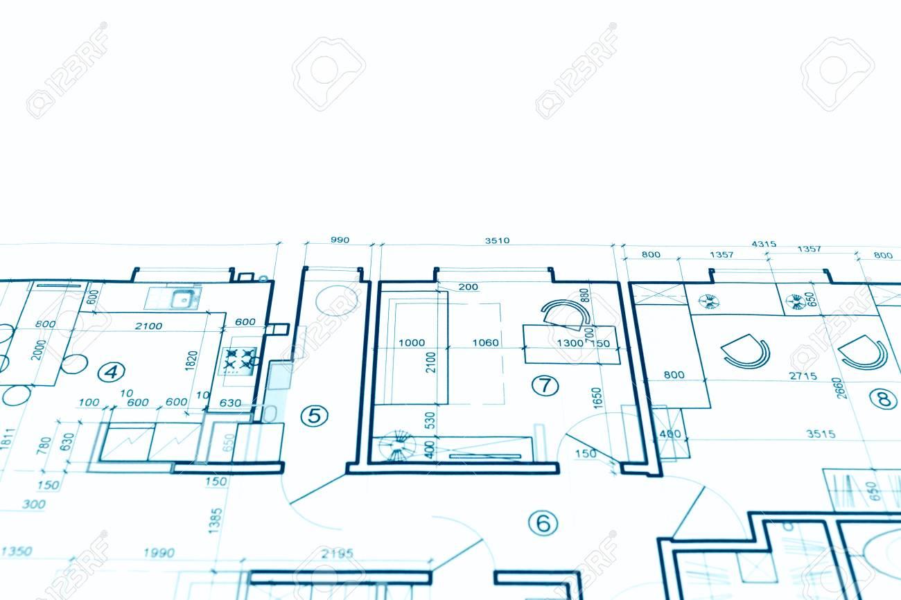 plan de maison dessin