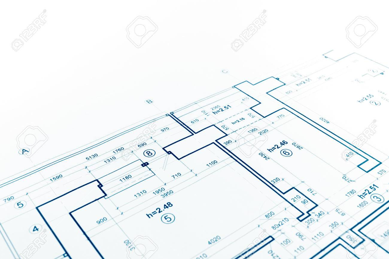 Blueprint floor plan technical drawing construction background blueprint floor plan technical drawing construction background stock photo 57394820 malvernweather Image collections
