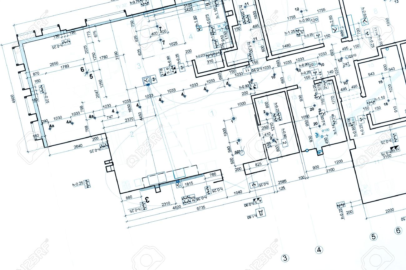 Blueprint floor plans architectural drawings construction blueprint floor plans architectural drawings construction background stock photo 57394824 malvernweather Image collections