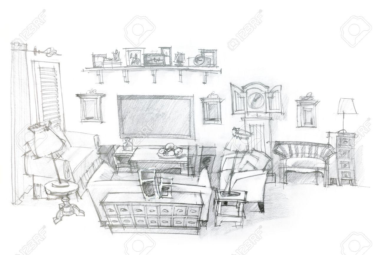 https://previews.123rf.com/images/mrtwister/mrtwister1607/mrtwister160700103/60141563-dessin-de-salon-moderne-design-d-int%C3%A9rieur-de-la-main-d-architecture.jpg