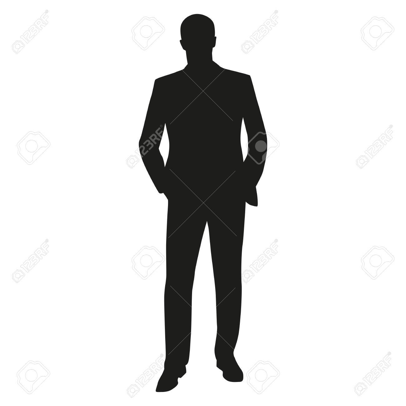 business man vector silhouette royalty free cliparts vectors and rh 123rf com main vector of zika pathogen main vector of zika pathogen