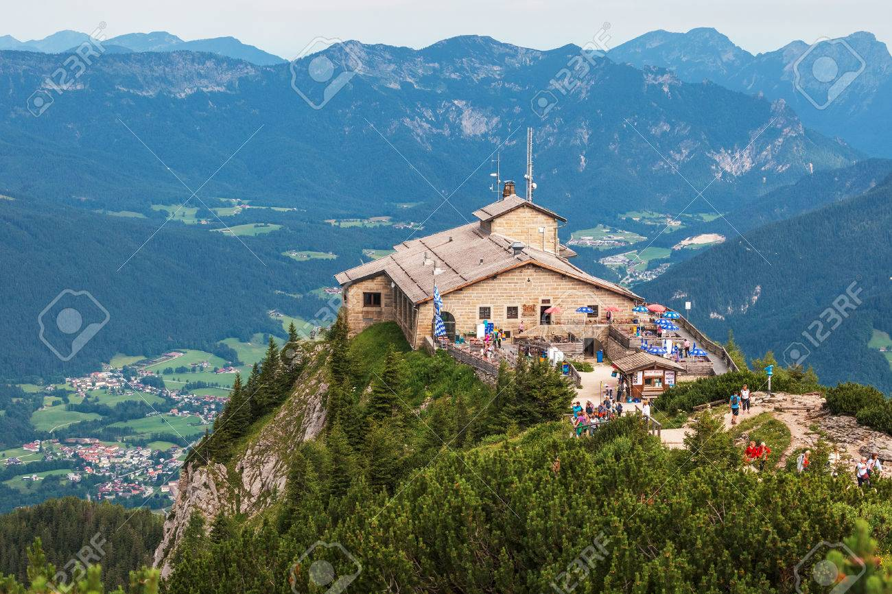 Znalezione obrazy dla zapytania kehlsteinhaus