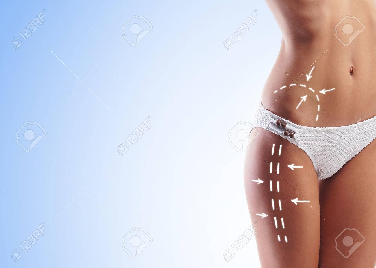 como eliminar grasa del cuerpo mujer