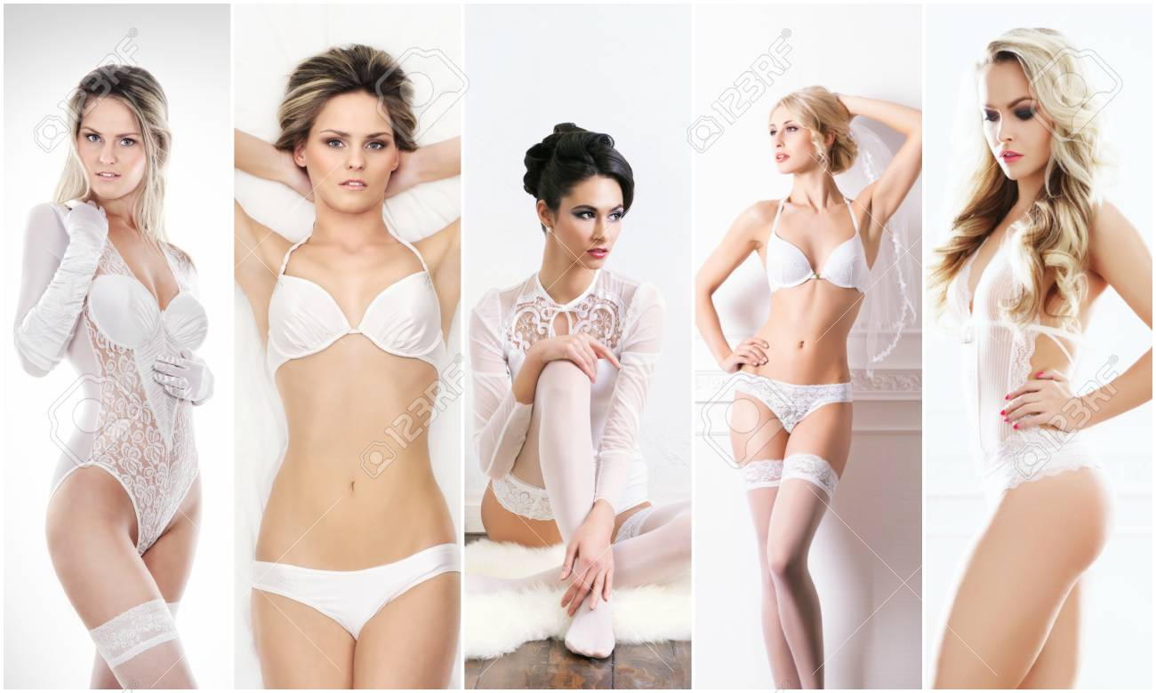 f016726fe7c0c Bridal Lingerie Collection. Young