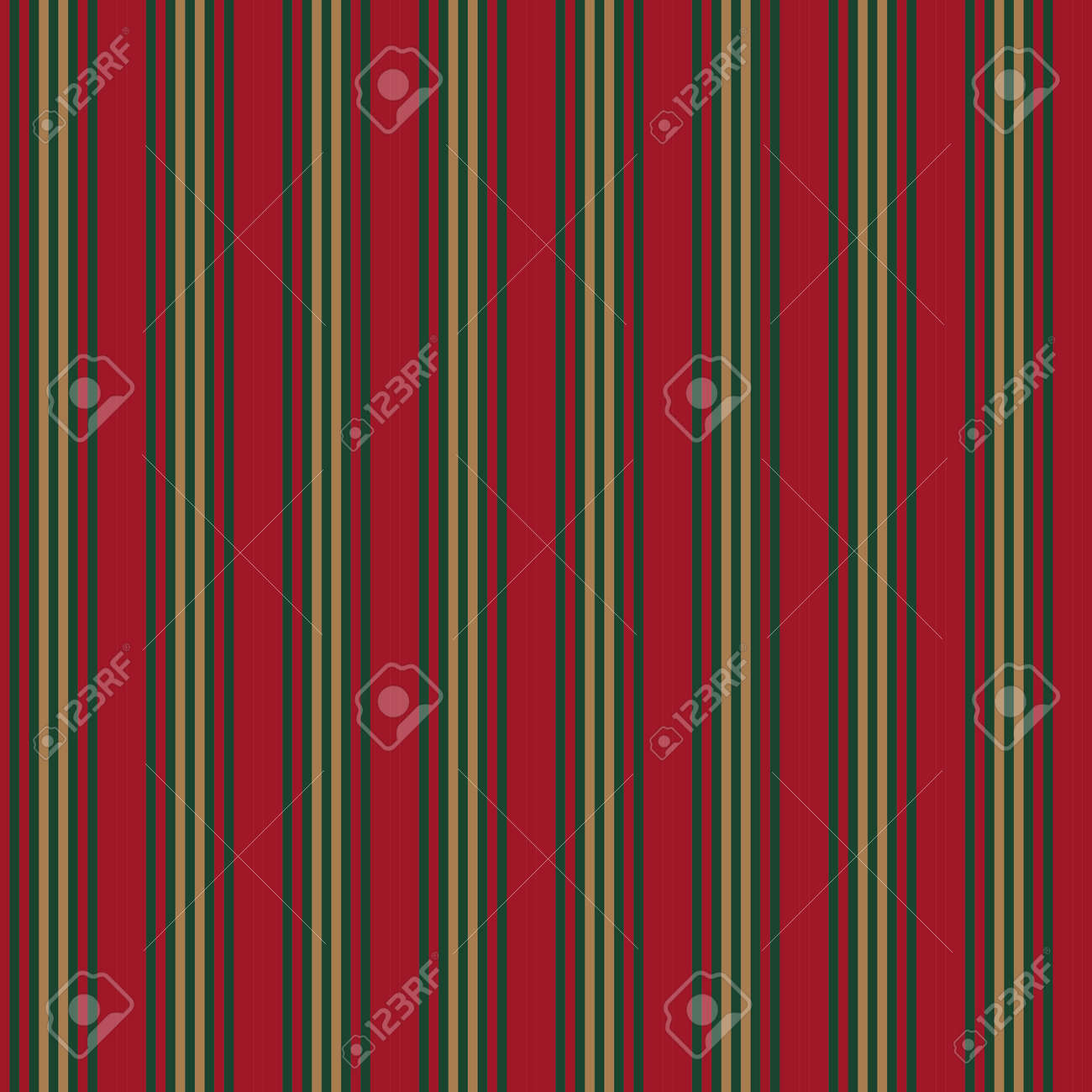 Christmas vertical striped seamless pattern background suitable for fashion textiles, graphics - 157451376