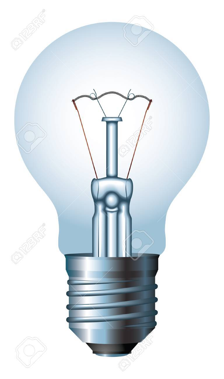 Light bulb Stock Vector - 2651370