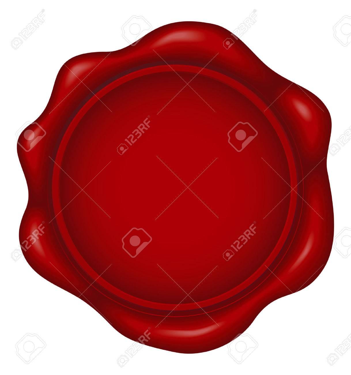 wax seal Stock Vector - 2940109