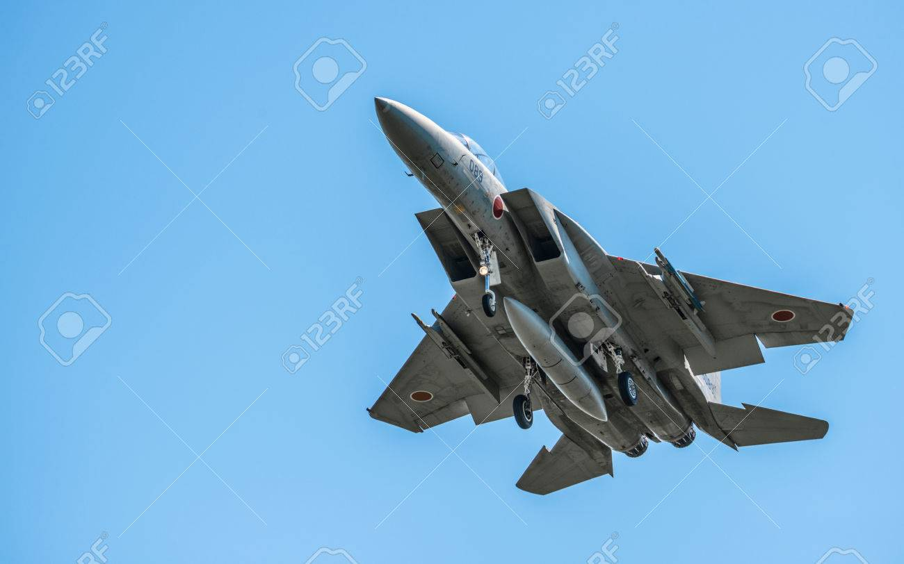 f 15 eagle fighter jet landing stock photo picture and royalty free