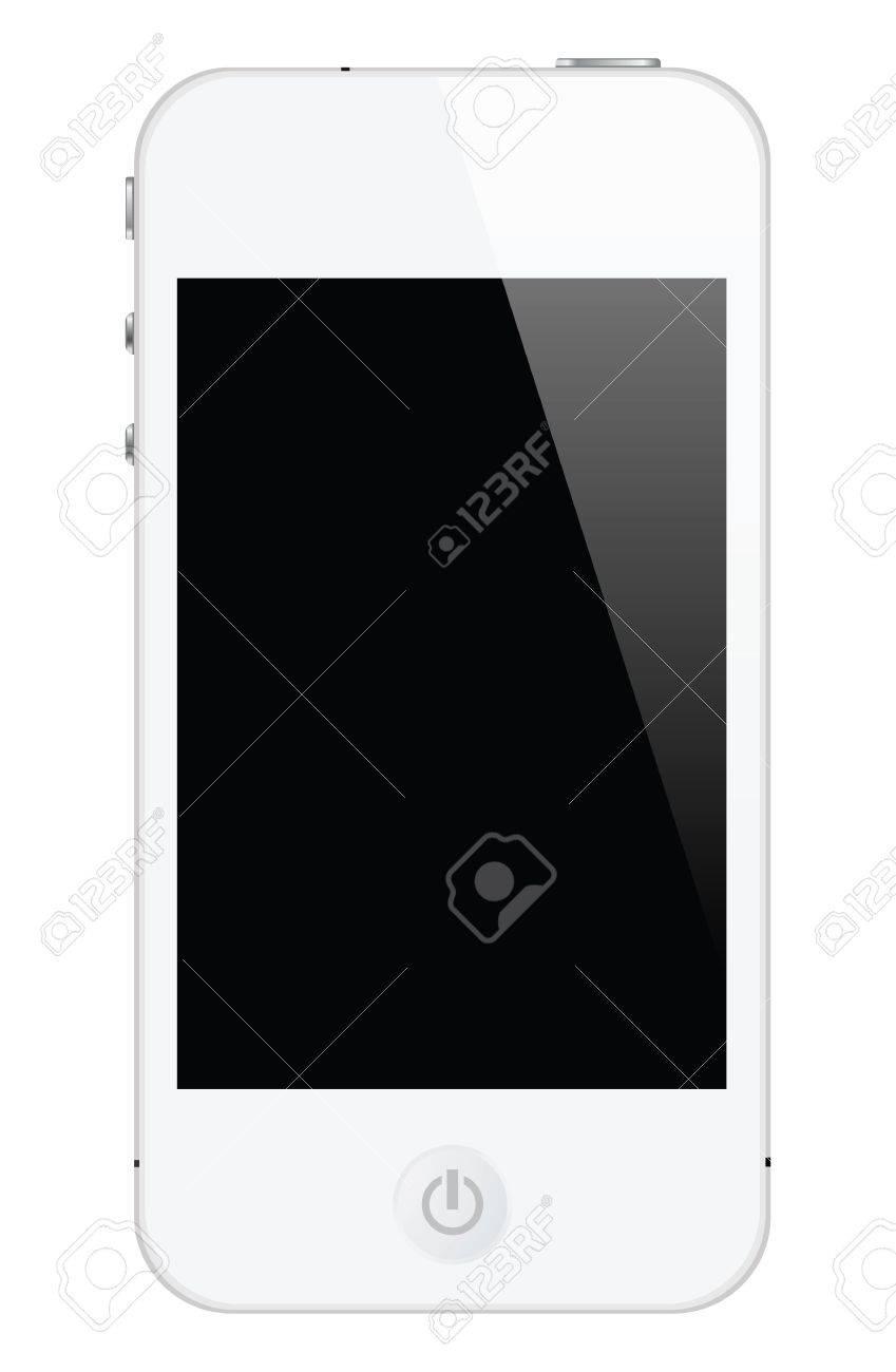 illustration of smartphone, vector format. Stock Vector - 10102218