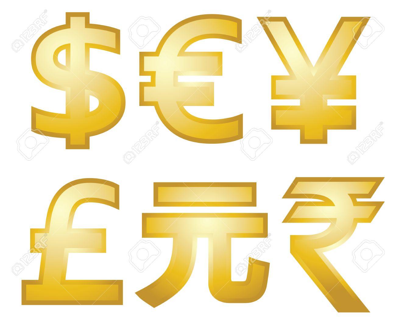 Обозначение юань на форексе