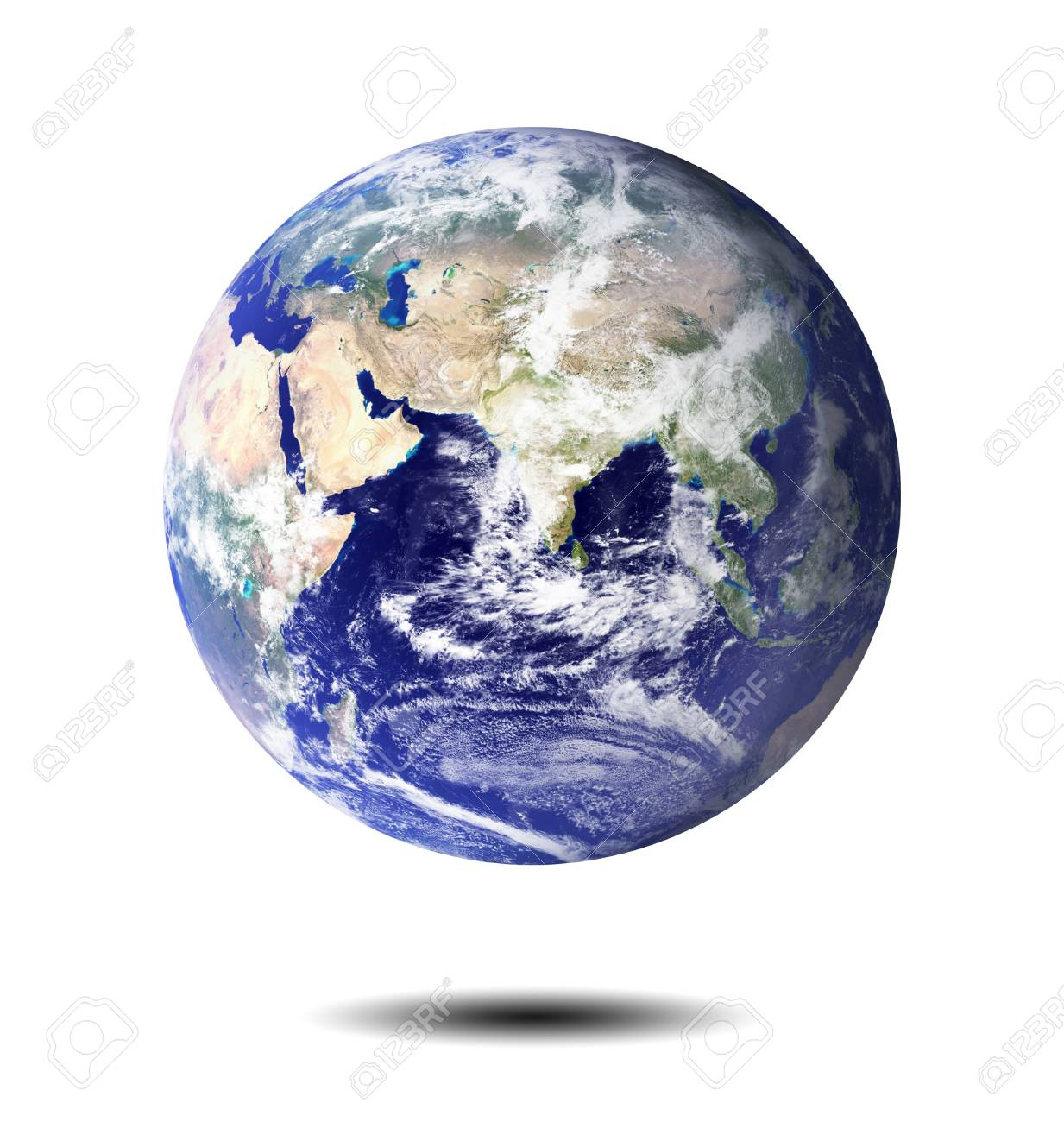 earth image for conceptual usage. Stock Photo - 10598939