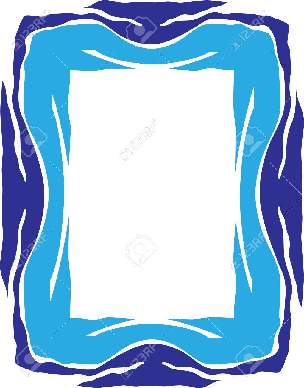 graphic frame for design elements Stock Vector - 10598964