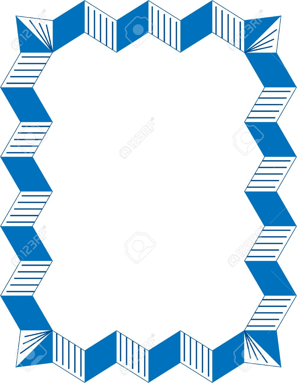 Graphic Frame For Design Elements Royalty Free Cliparts, Vectors ...