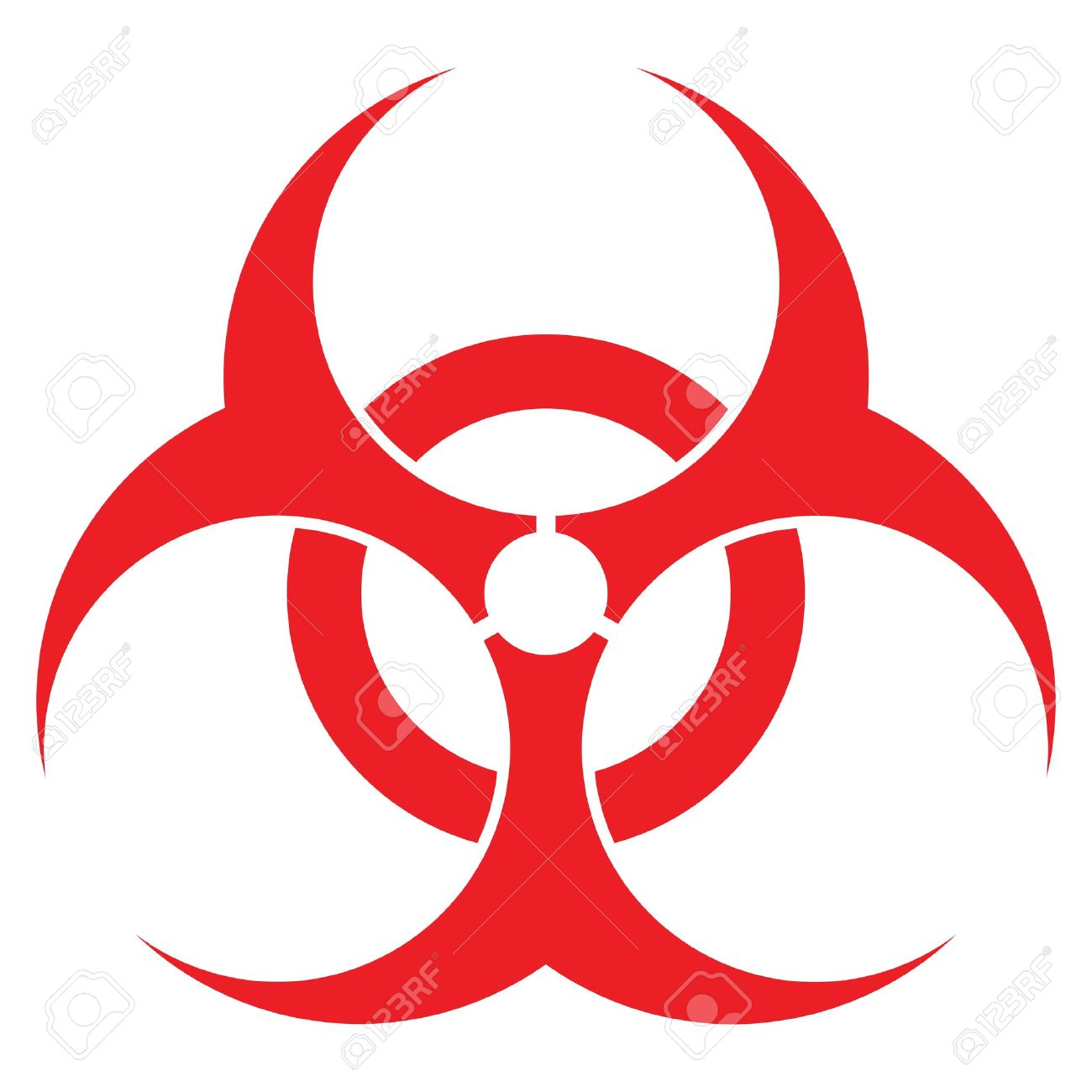 biohazard sign vector format for health industry concepts royalty rh 123rf com biohazard vector download biohazard vector free