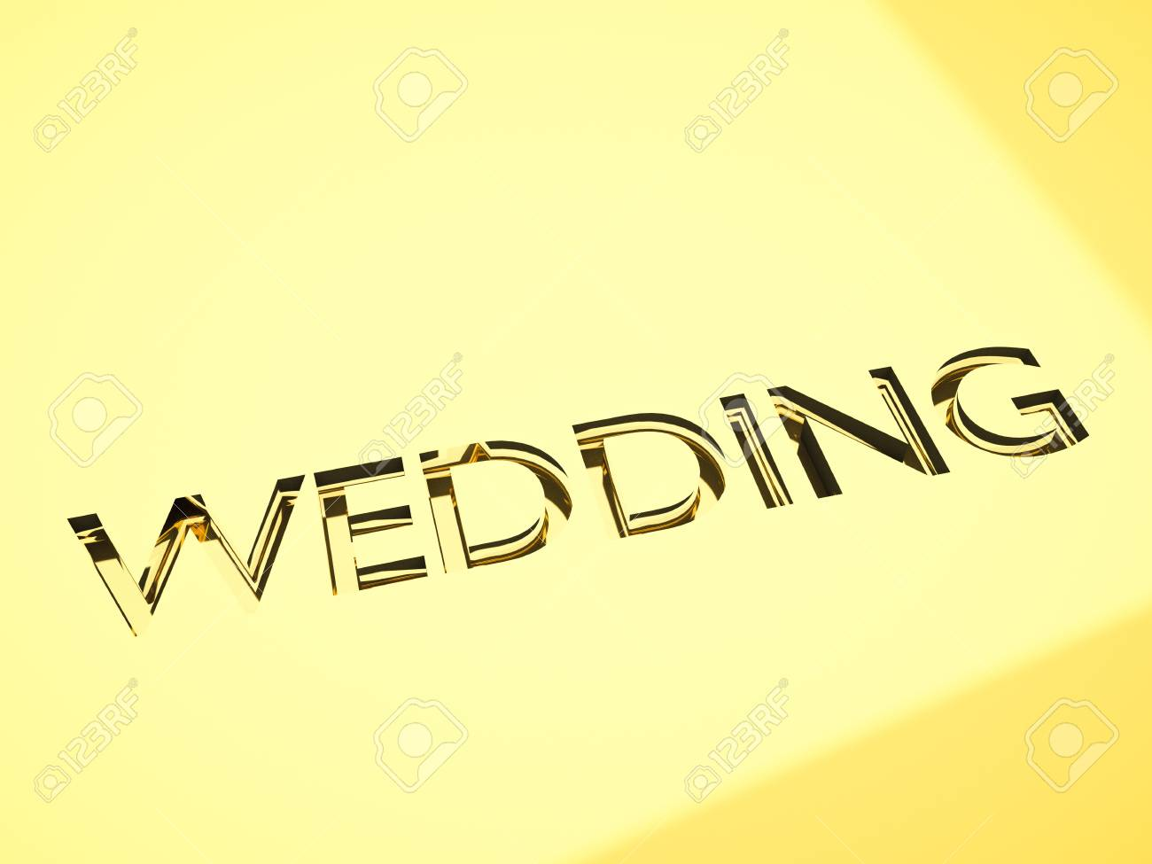 wedding message in engraving, for celebrations concepts or cards greetings. Stock Photo - 17420629