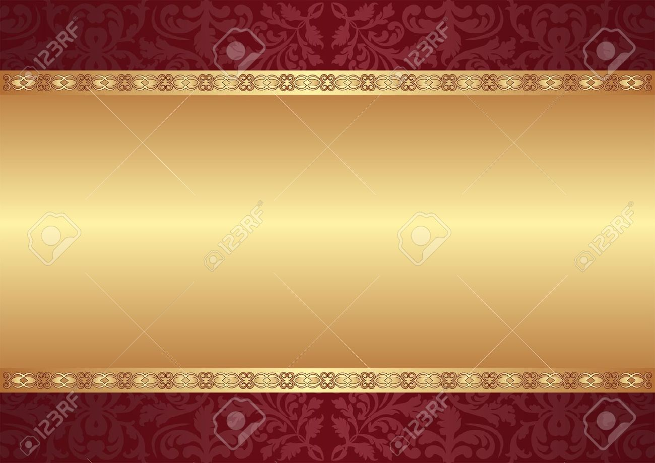 maroon and gold background with ornaments royalty free cliparts vectors and stock illustration image 12488679 maroon and gold background with ornaments