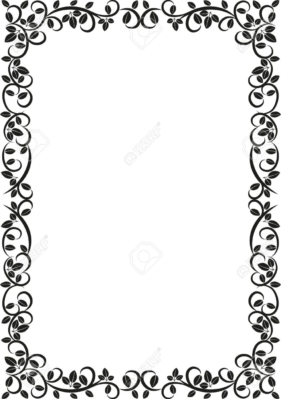 Ornaments Frame - Frame Design & Reviews ✓
