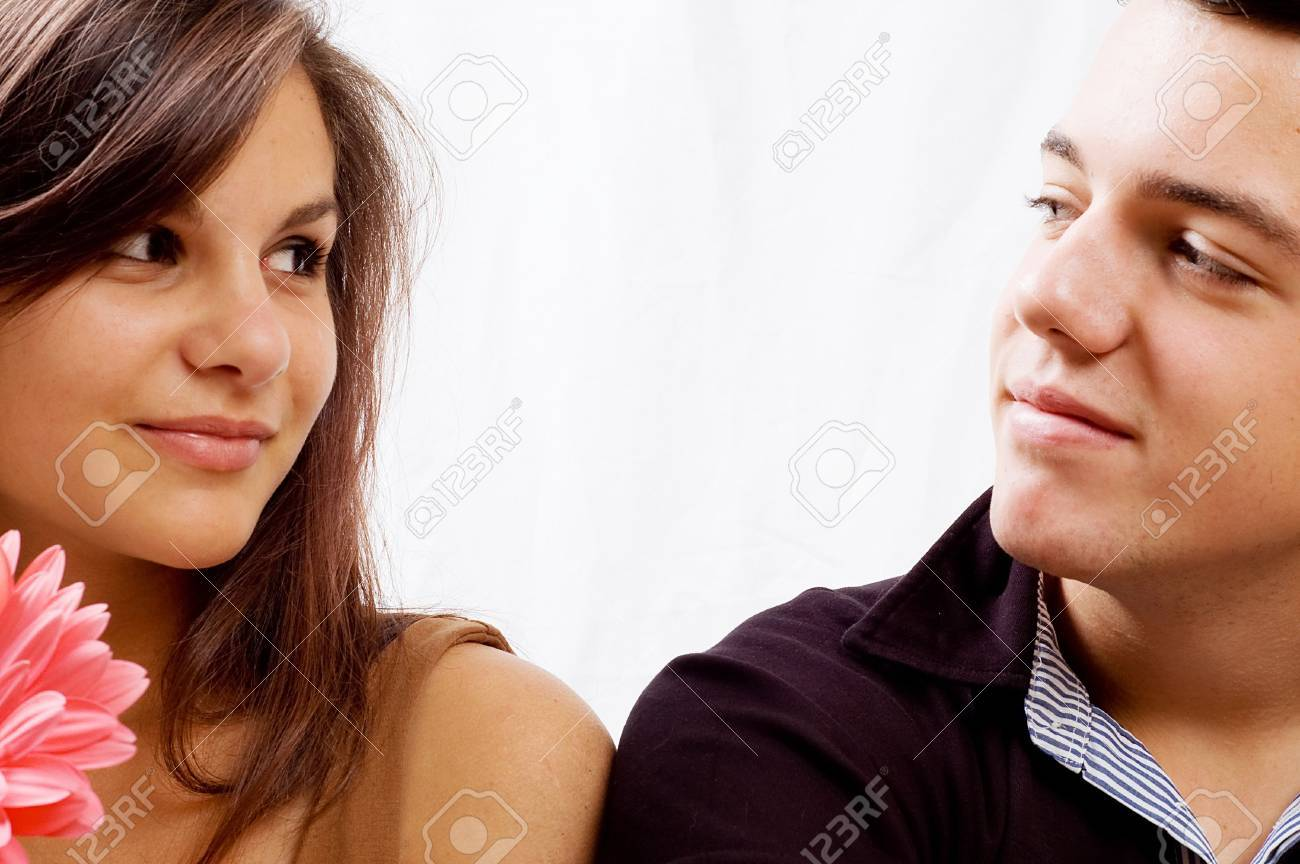 young couple Stock Photo - 3831862