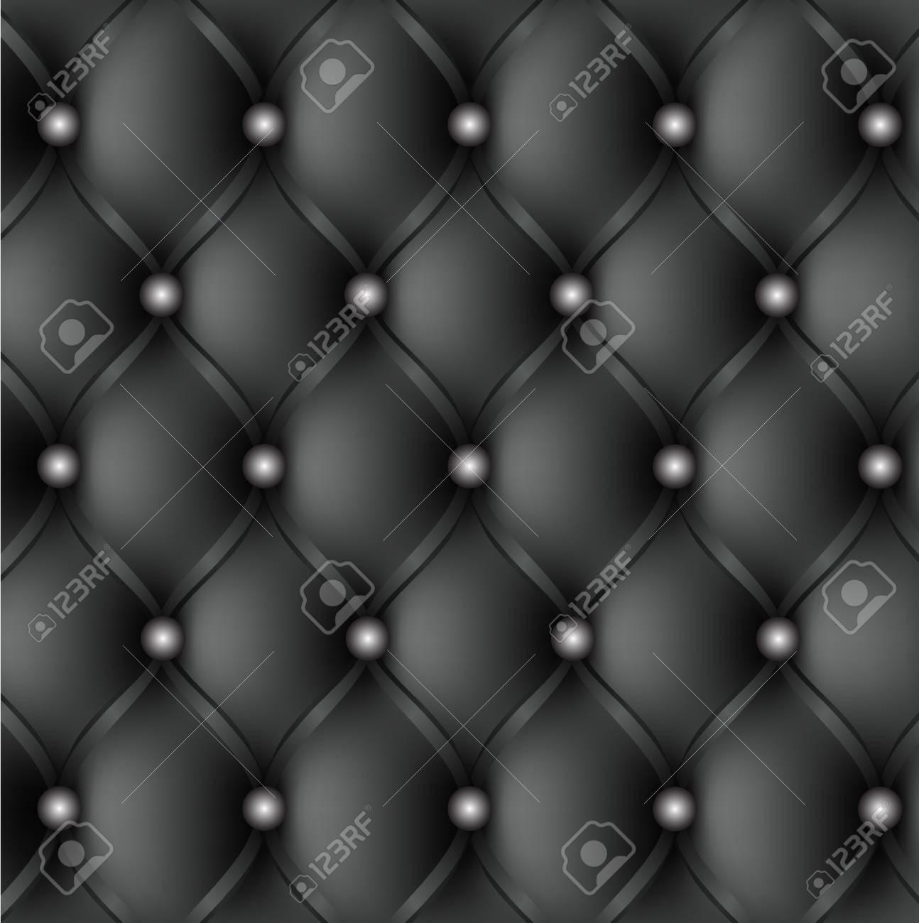 Leather upholstery pattern- beautiful illustration Stock Illustration - 12430764