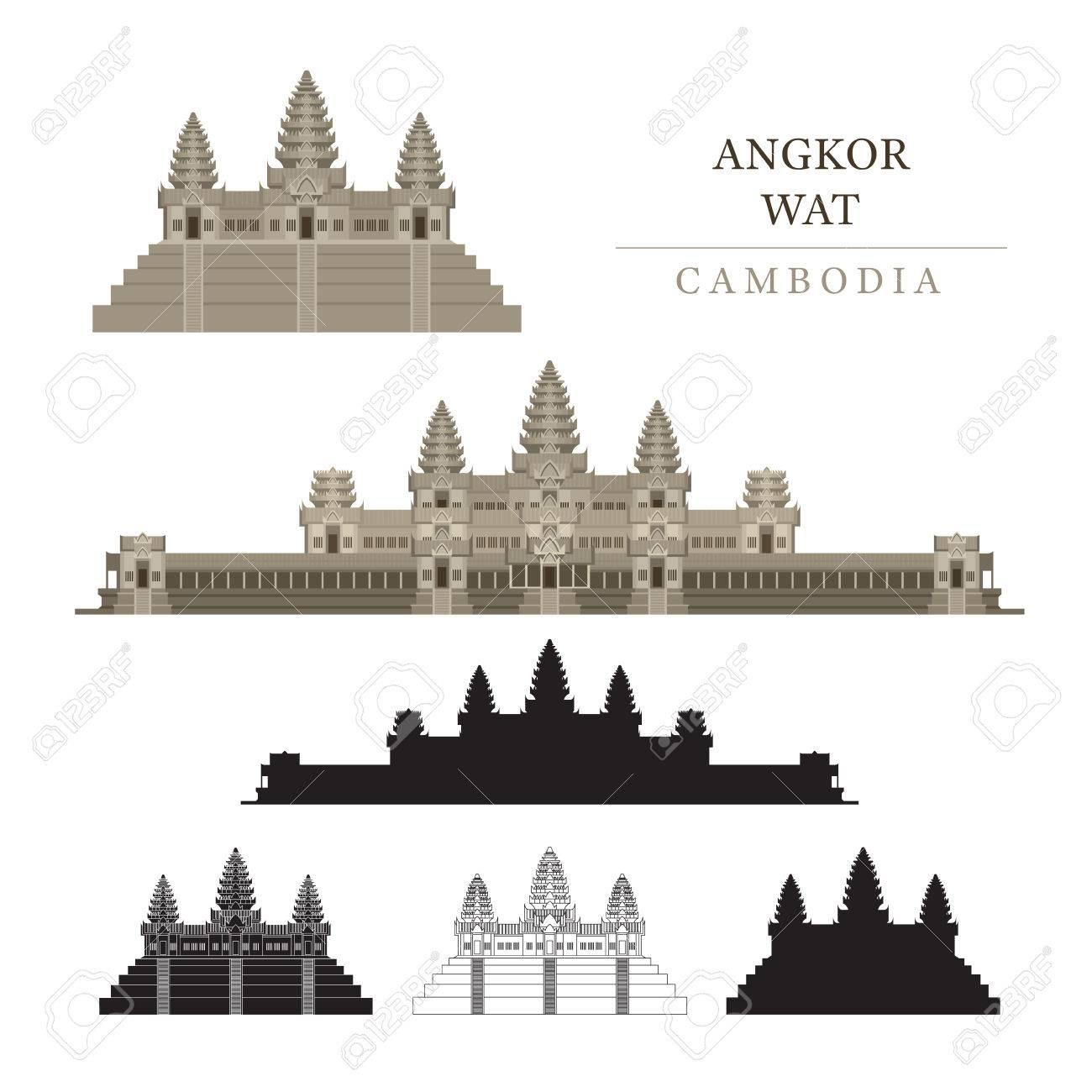 Angkor wat free vector art (157 free downloads).