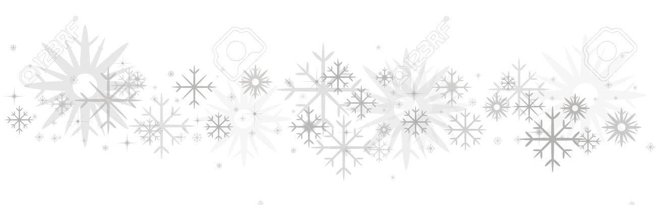 Décoration De Noël Avec Une étoile Argentée Sur Fond Blanc Pour Un