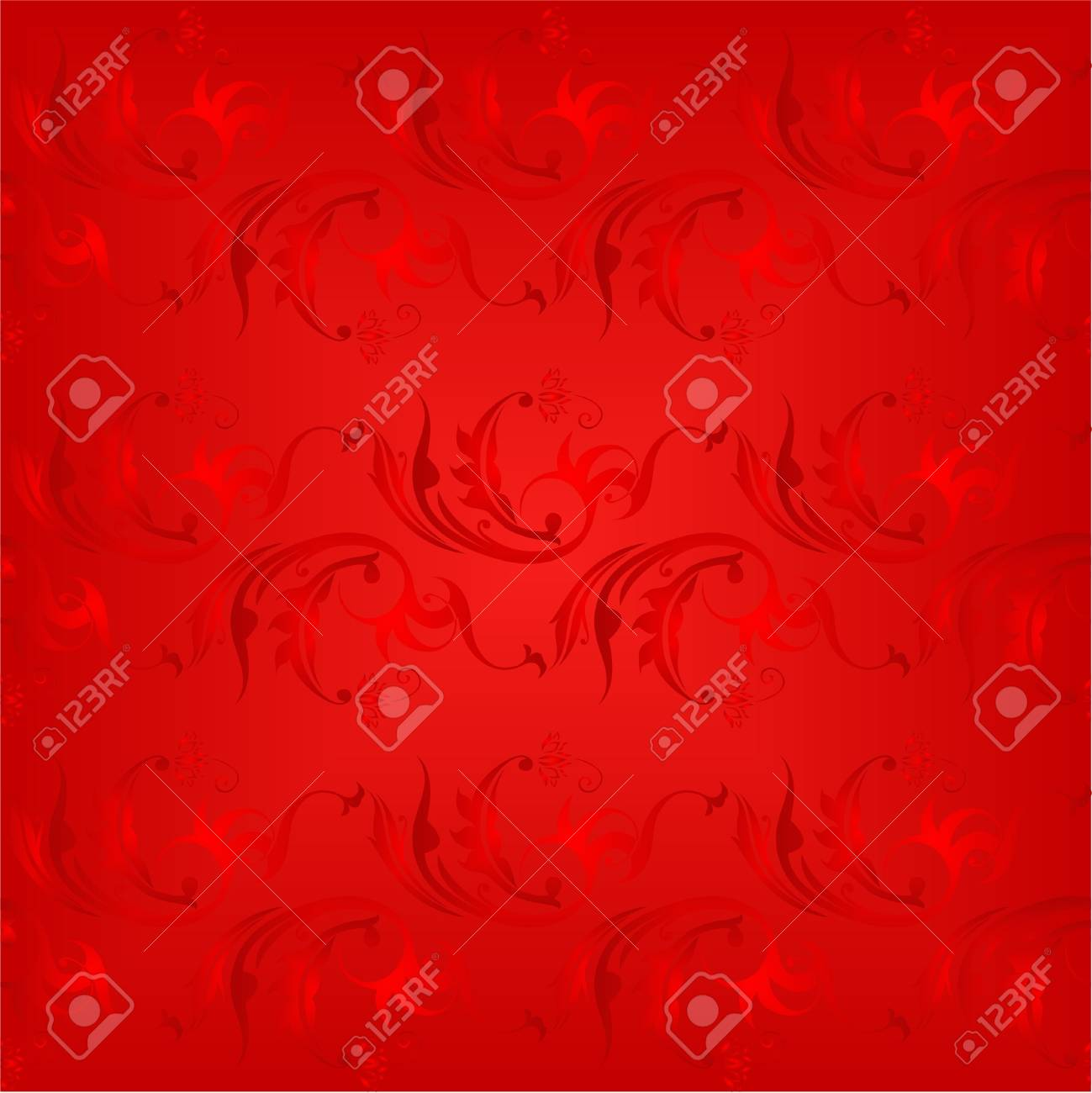 Valentines Day background,seamless fabric pattern Stock Vector - 17014900