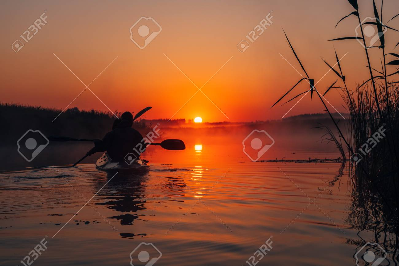 Kayaking Down A River Near Me