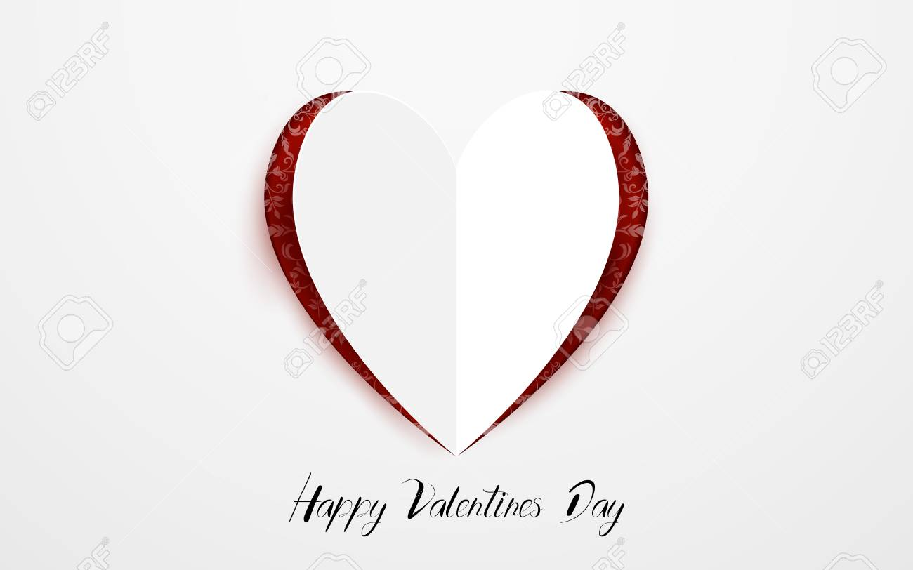 Happy Valentine S Day Banner Royalty Free Cliparts Vectors And