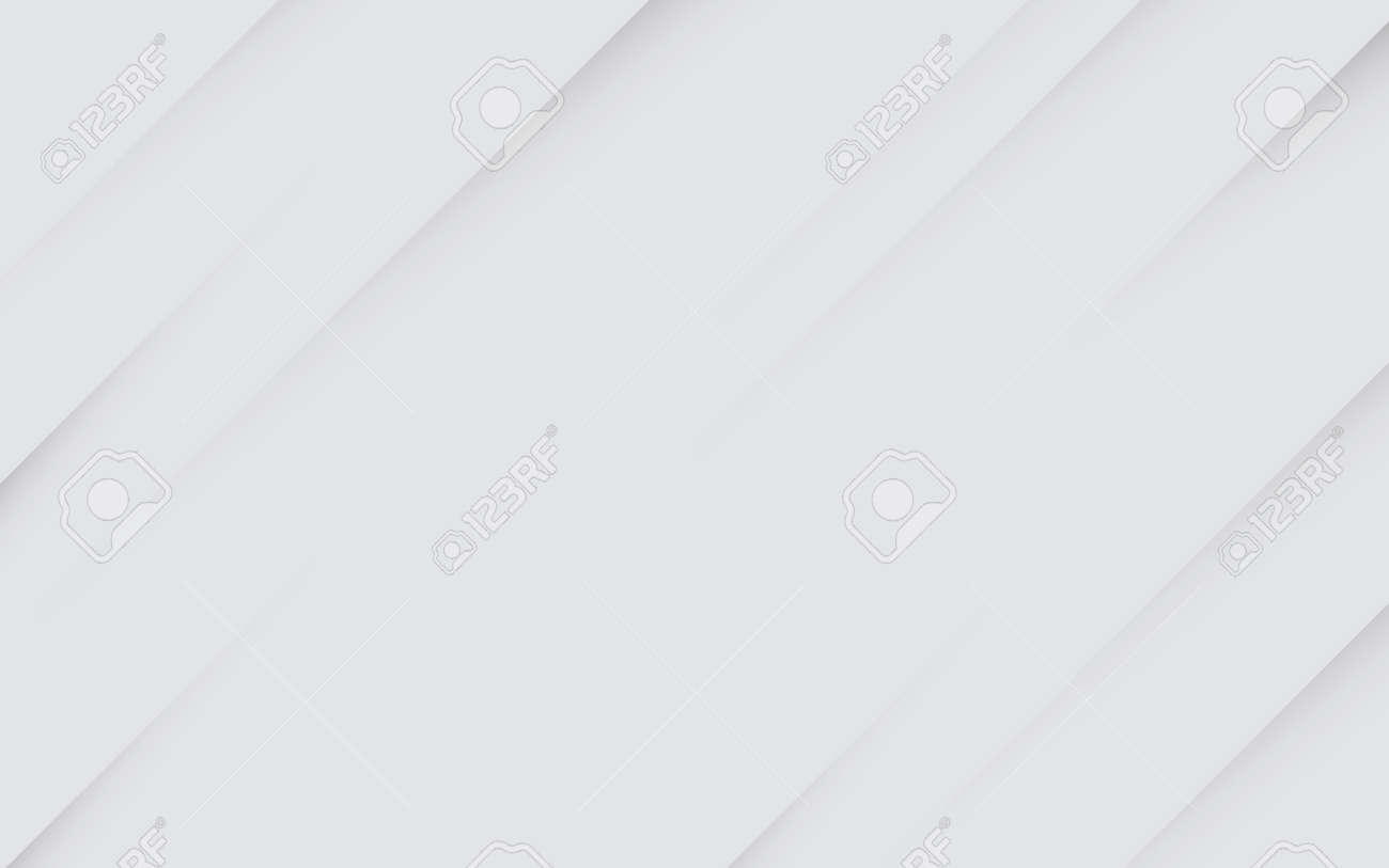 Abstract geometric white and gray color elegant with diagonal lines background. vector illustration - 170004518
