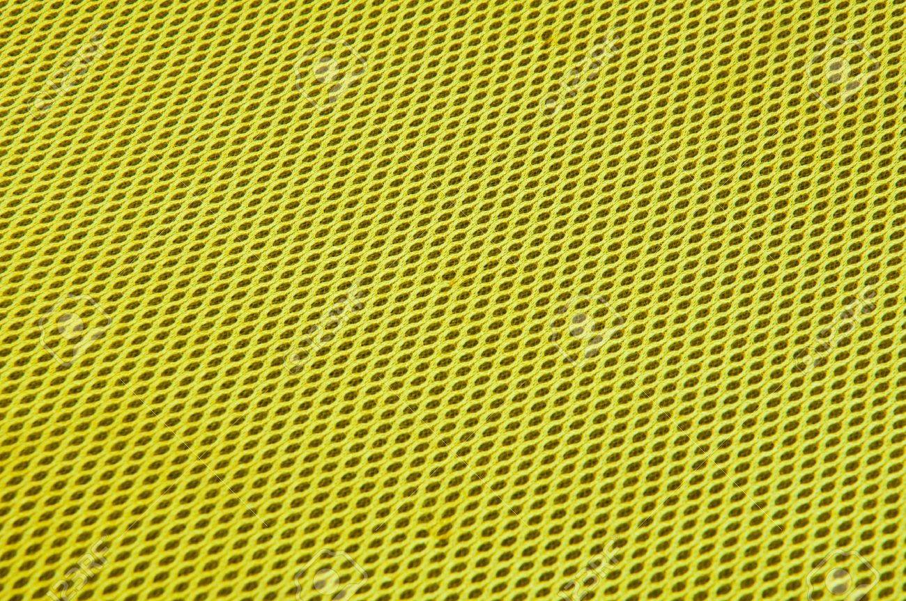 yellow polyester fabric - 11242894