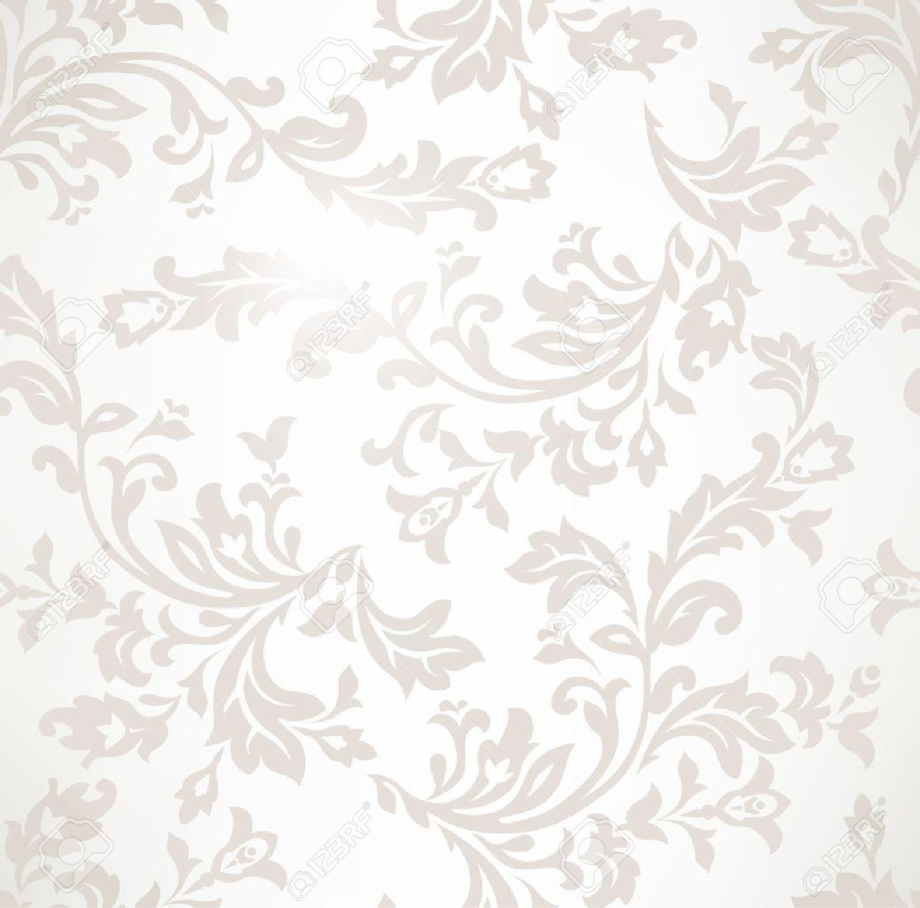 Seamless Wallpaper, Background Stock Vector - 12005770