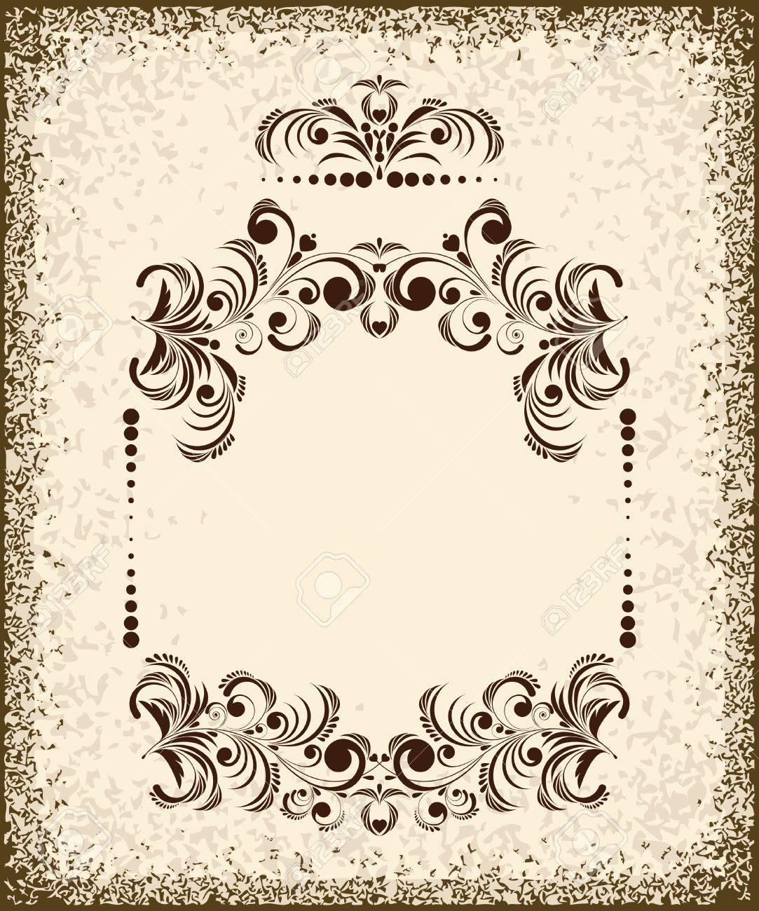 Set of vintage design elements Stock Vector - 12083988