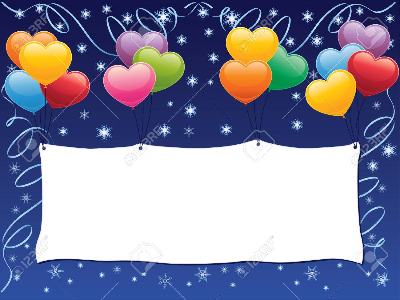 Love Baloon Stock Vector - 4062307