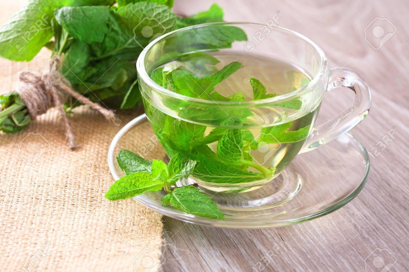 Влияние чая с мятой на потенцию