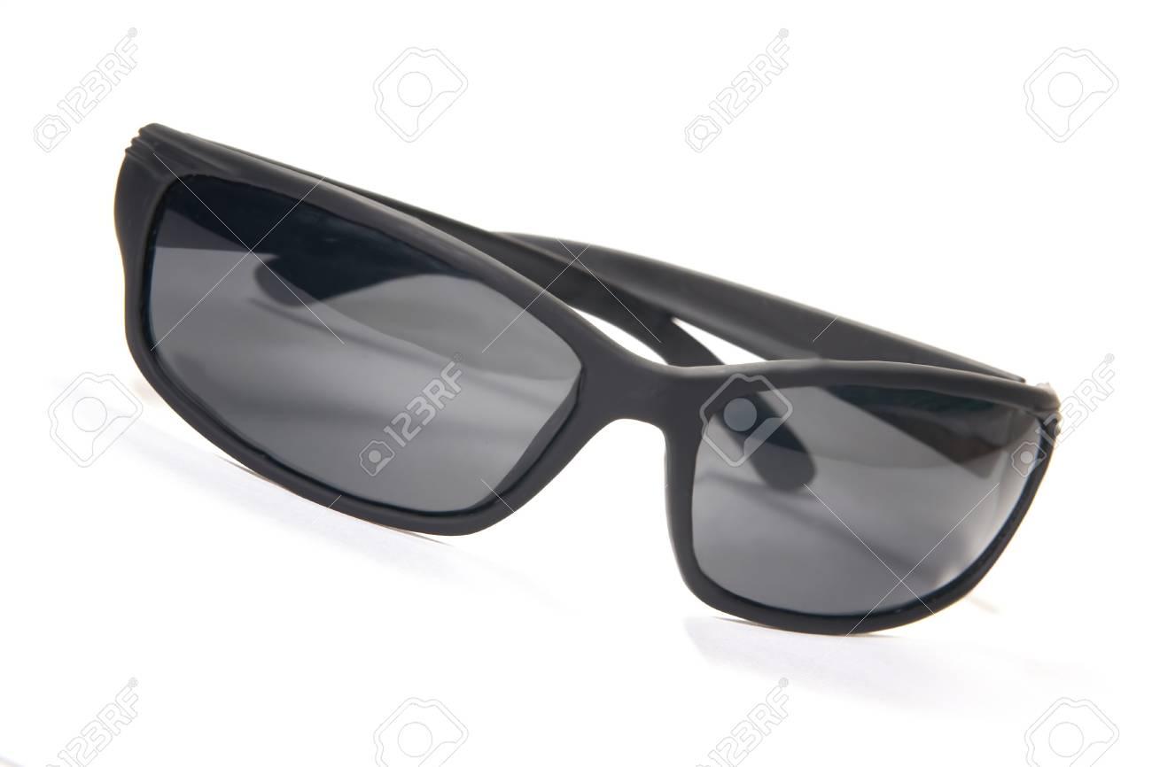 Glasses on white background. Stock Photo - 4009398