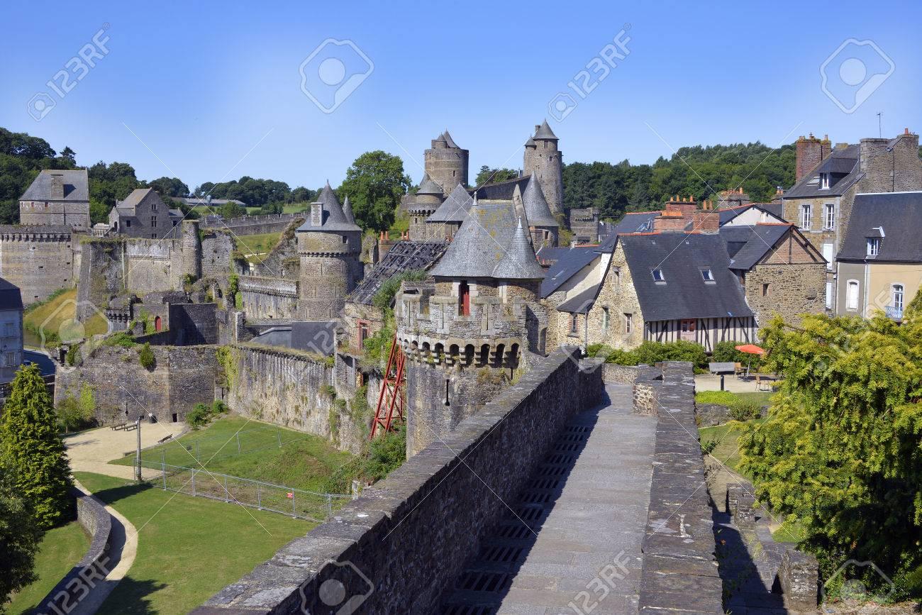 城の金庫、コミューン、フランス...